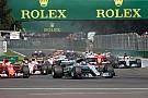 F1 revela proposta de especificação de motores para 2021