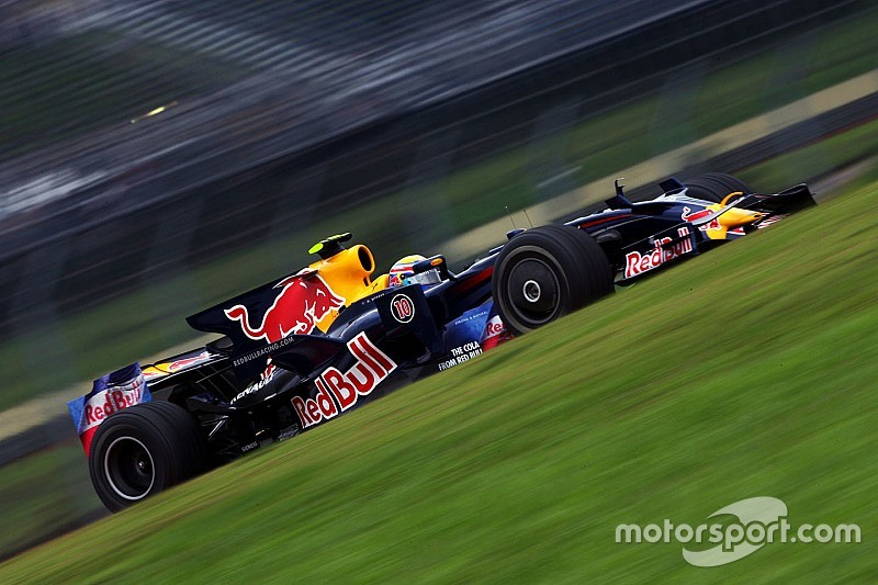 Gallery: All Red Bull Racing F1 cars since 2005