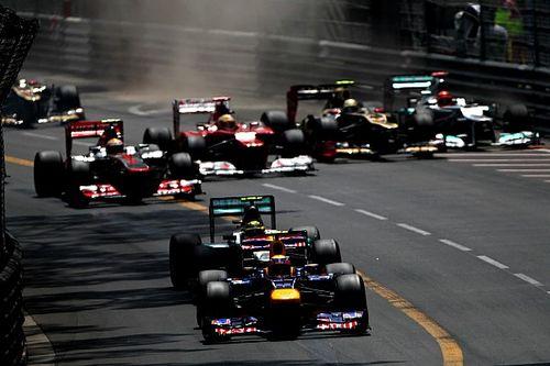 La Fórmula 1 2019 iguala lo que se logró en 2012