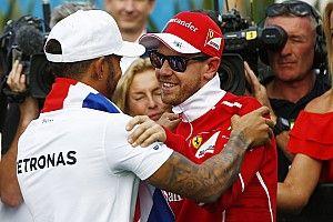 Egy videó, amellyel a Mercedes egyszerre teszi a helyére és ismeri el a Ferrari teljesítményét
