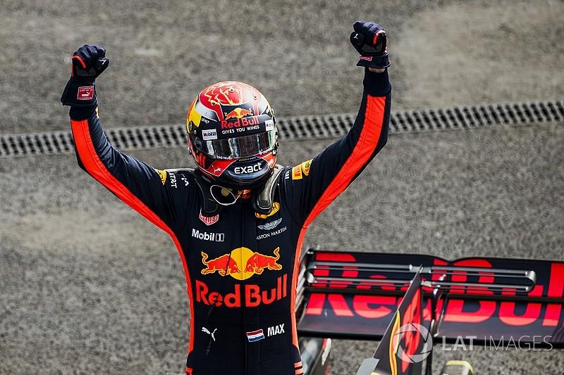 """Verstappen: """"In lotta per il titolo nel 2018? Meglio restare cauti"""""""