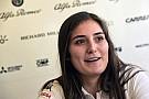 """F1 ザウバーのカルデロン、女性ドライバーは""""協力して活動しやすくすべき"""""""