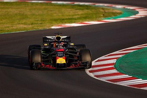 """Horner: """"Red Bull RB14 geeft niets weg in de bochten"""""""