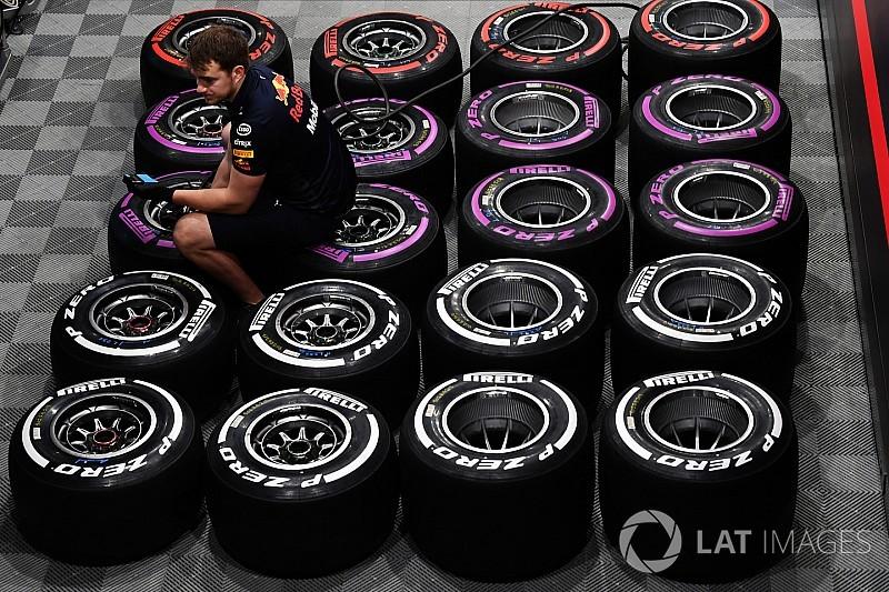 Mercedes и Ferrari сделали разный выбор шин на Гран При Китая