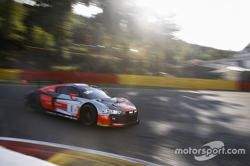 24h Spa: Überlegene Pole-Position für WRT-Audi