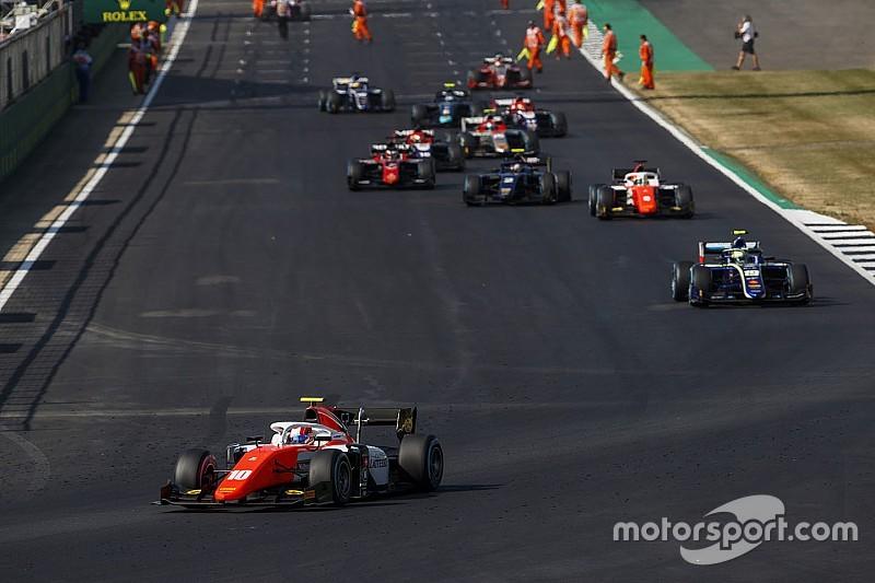 """Formel 2: Startprobleme laut Rennleiter Whiting """"Geschichte"""""""