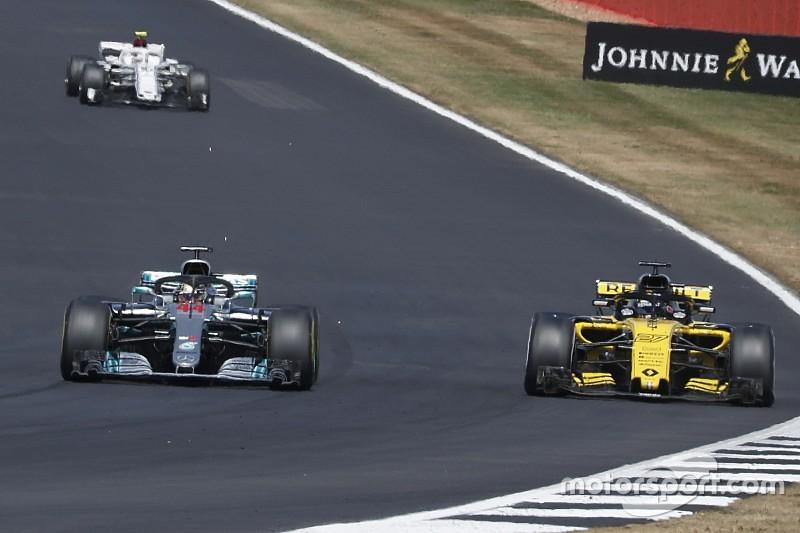 Renault'nun Mercedes ve Ferrari ile olan farkı kapatacağına olan inancı tam