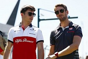 Grosjean pada Leclerc: Musim kedua akan lebih sulit