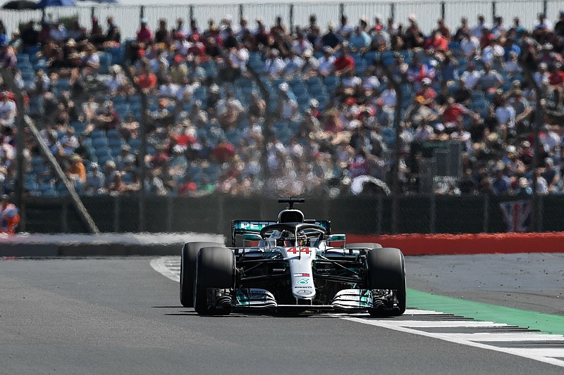 Blistering, Strategie: So will Mercedes in Silverstone Ferrari knacken