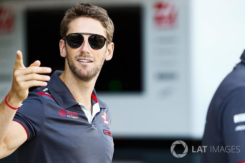 Grosjean : Tout ce que m'a dit Haas en 2015 s'est produit