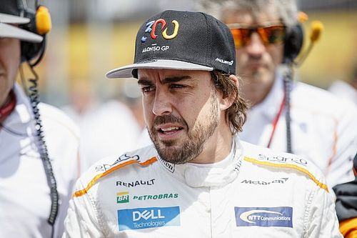 """Alonso: """"Toekomst F1 belangrijker dan vorm McLaren"""""""
