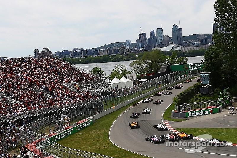 Weersverwachting voor de Grand Prix van Canada