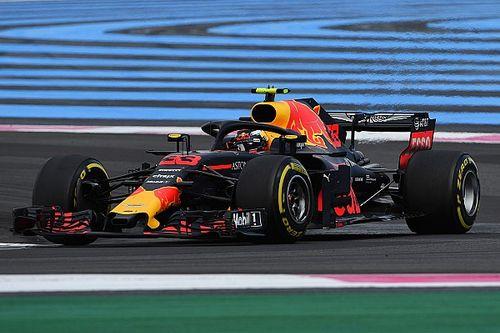Verstappen kiest minder softs dan concurrentie voor Silverstone