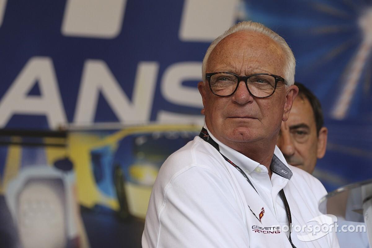 Corvette Racing's Doug Fehan steps down after 25 years