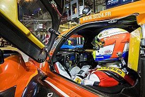 Il n'est plus seul : comment un pilote partage sa voiture au Mans