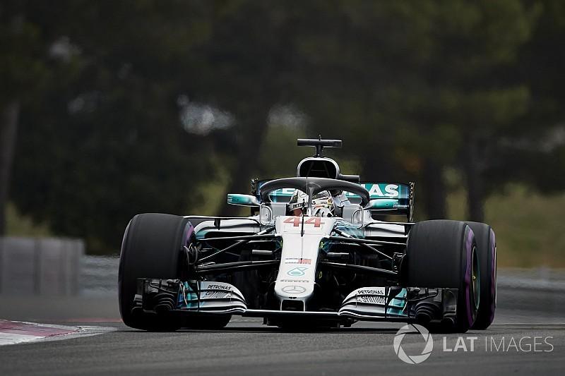 The secrets of Hamilton's speed revealed