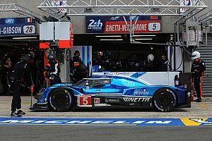 Manor LMP1 lewatkan ronde Silverstone
