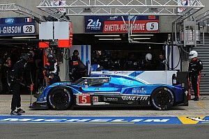 "Ginetta ""edging towards"" third car at Le Mans"