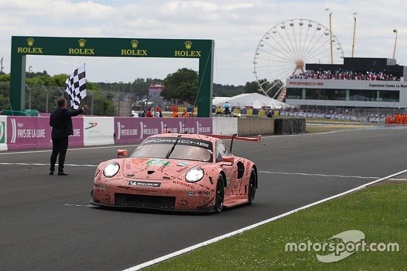 Vanthoor verdedigt in 2019 zijn Le Mans-zege met Porsche
