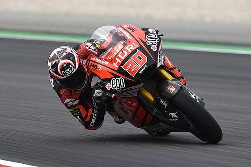 Quartararo surpreende e faz 1ª pole position na Moto2