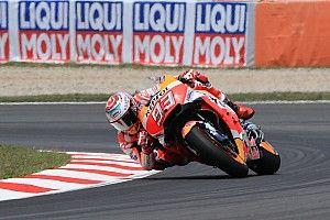 Percaya diri, kunci Marquez amankan grid kedua
