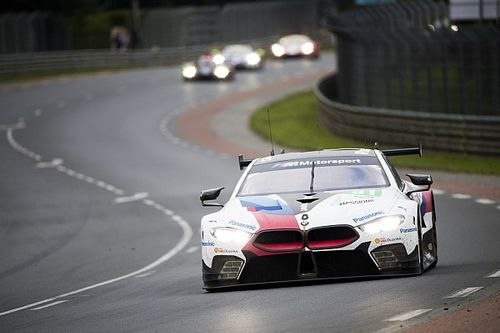 BMW announces drivers for 2019 Le Mans