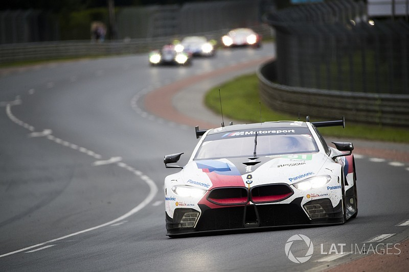 "BMW admits it was ""taught a few lessons"" by Le Mans"