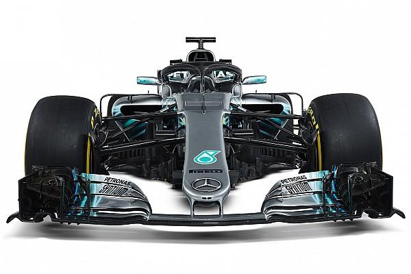 Formula 1 Curiosità Mercedes a confronto: scopriamo le differenze tra W08 e W09