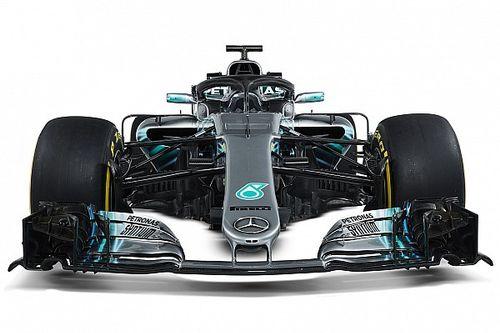 Mercedes a confronto: scopriamo le differenze tra W08 e W09