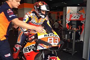 MotoGP Ultime notizie Honda: anche sulla RC213V si fanno prove di aerodinamica