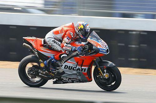 Dovizioso: GP17'ye dönmeyi hiç düşünmedim