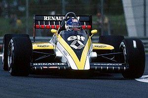 Toutes les Renault de l'Histoire de la F1