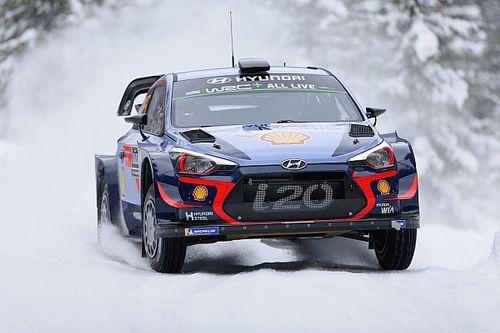 İsveç Rallisi: Shakedown etabında Neuville lider