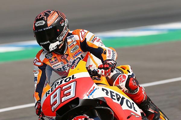 MotoGP Noticias de última hora La sorpresa del equipo de Márquez al piloto en su cumpleaños