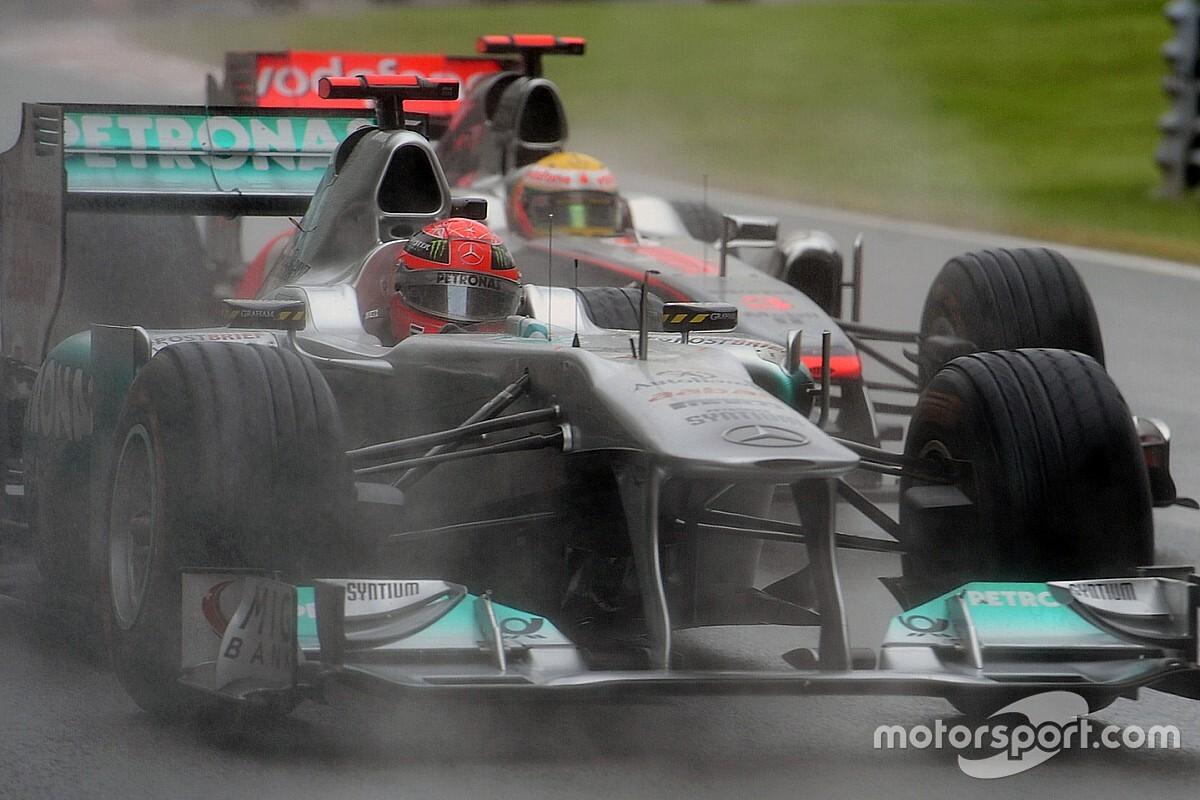 Ces 6 records de Schumacher qui échappent encore à Hamilton