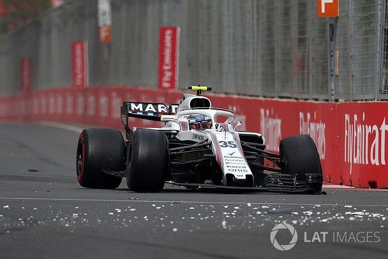 Sirotkin será penalizado en España por el incidente en el arranque