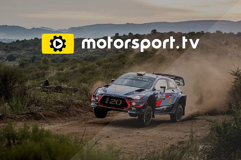 Le programme du week-end sur Motorsport TV