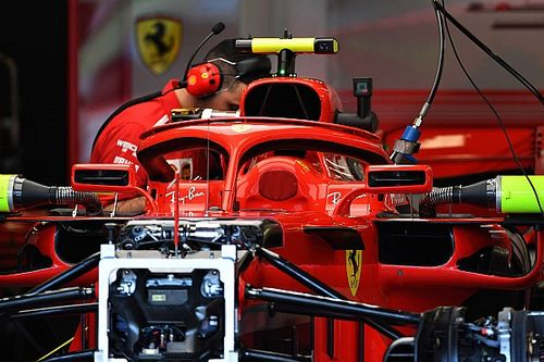 Ferrari bugün SF71-H ile test yapacak