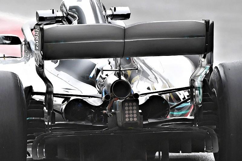 كيف تجاوزت فرق الفورمولا واحد قيود دفع غازات العادم نحو الأجنحة