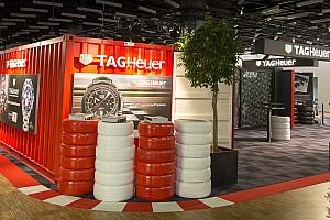 TAG Heuer kündigt neue Zusammenarbeit in der Automobilindustrie an