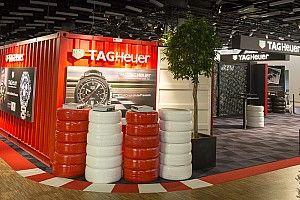 TAG Heuer annonce une nouvelle collaboration avec l'industrie automobile