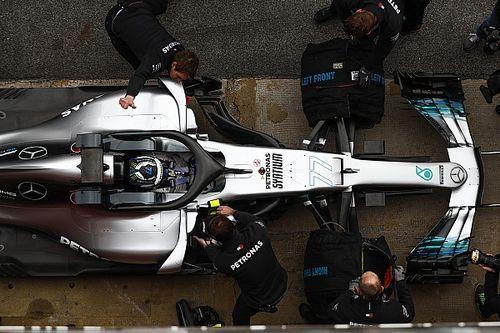 Erklärt: Warum ein Formel-1-Auto nicht bei Minusgraden fahren kann