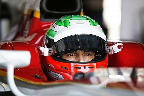 Pulcini keert in GP3 terug bij zijn geliefde Campos Racing