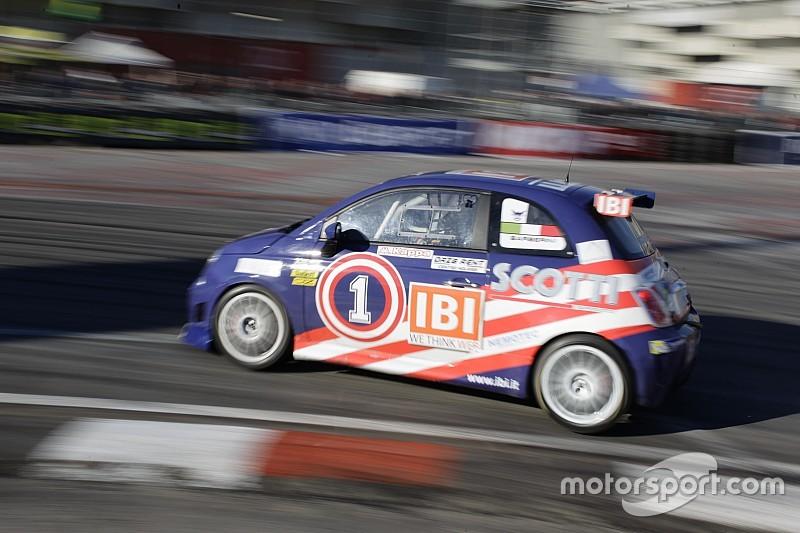 Motor Show, Trofeo Abarth Selenia: Barberini detta legge all'Area 48