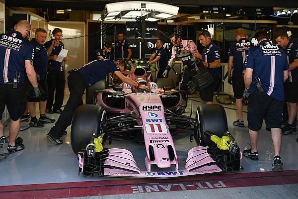F1 Noticias de última hora Force India dió a conocer la fecha de presentación del VJM11