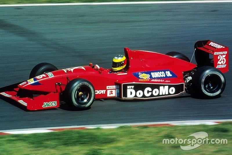 GALERI: Daftar juara umum Super Formula