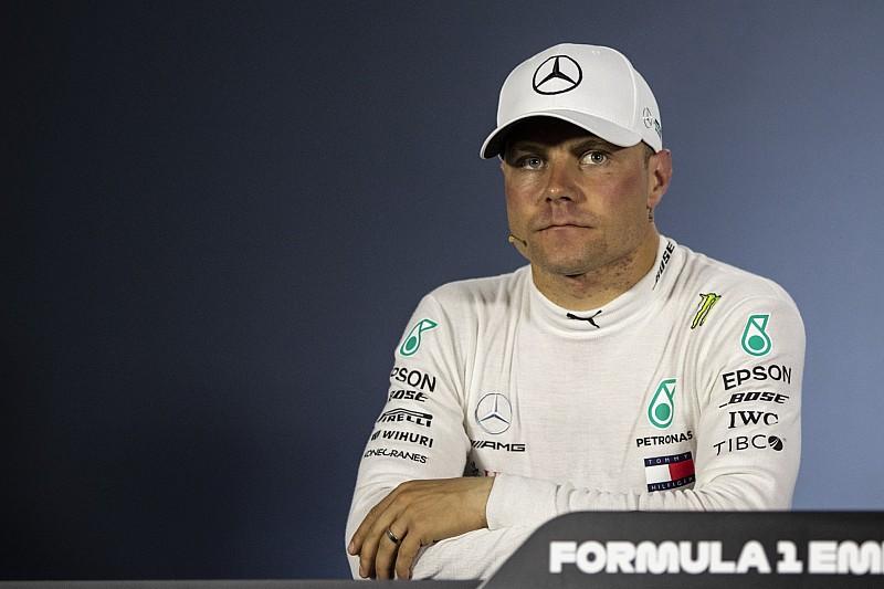 """Bottas: """"Het was een lastig gevecht voor pole-position"""""""