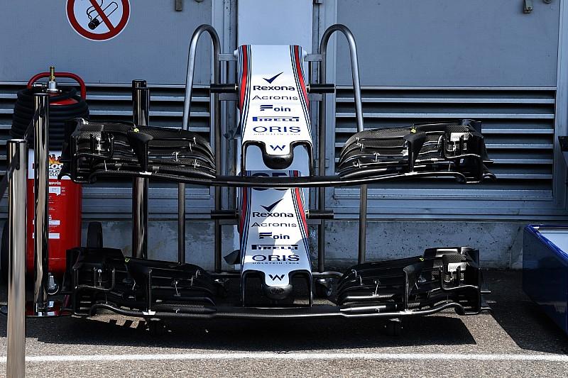 Гран При Германии: шпионские фото технических новинок
