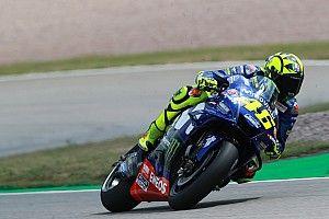 """Valentino Rossi: """"Habe viel Druck für Testteam gemacht"""""""
