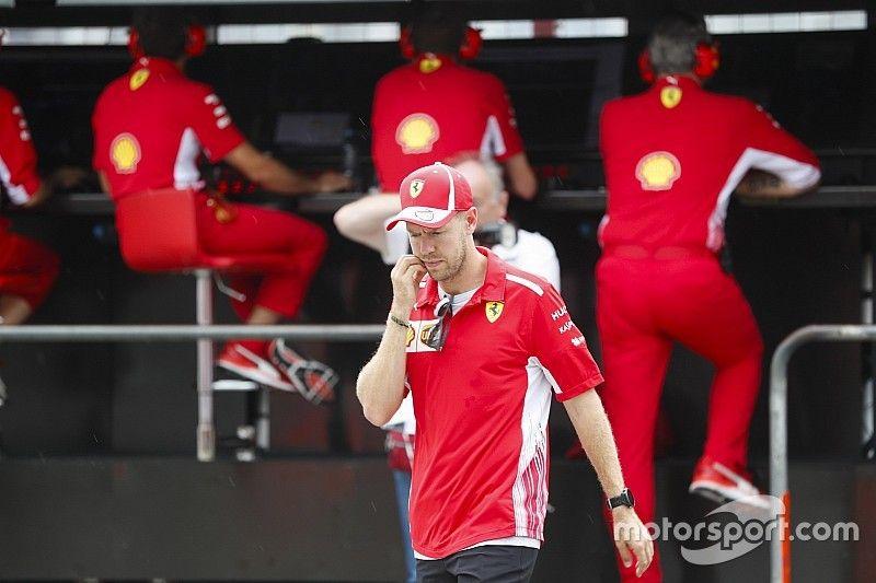 """Burti: Arrivabene não é """"eficaz"""" como Todt para ajudar Vettel"""